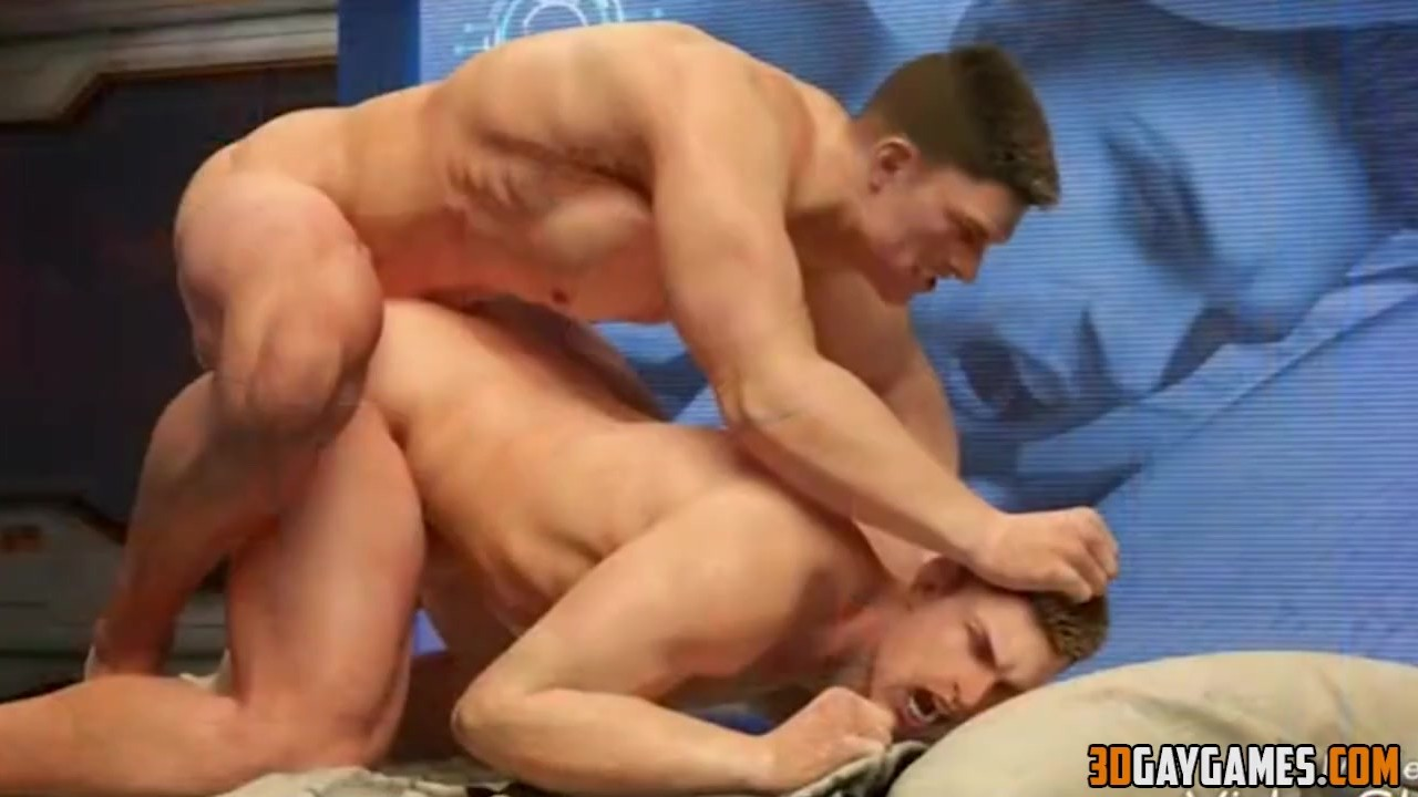 gay 3d cartoon porn
