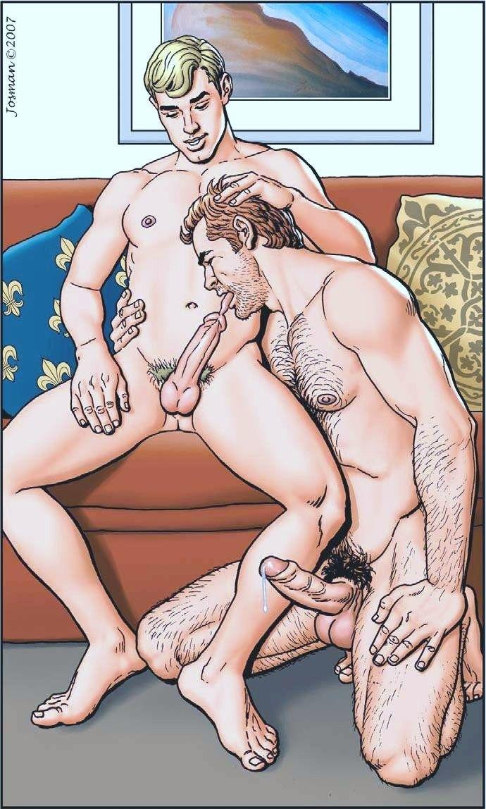 gay hot cartoon porn