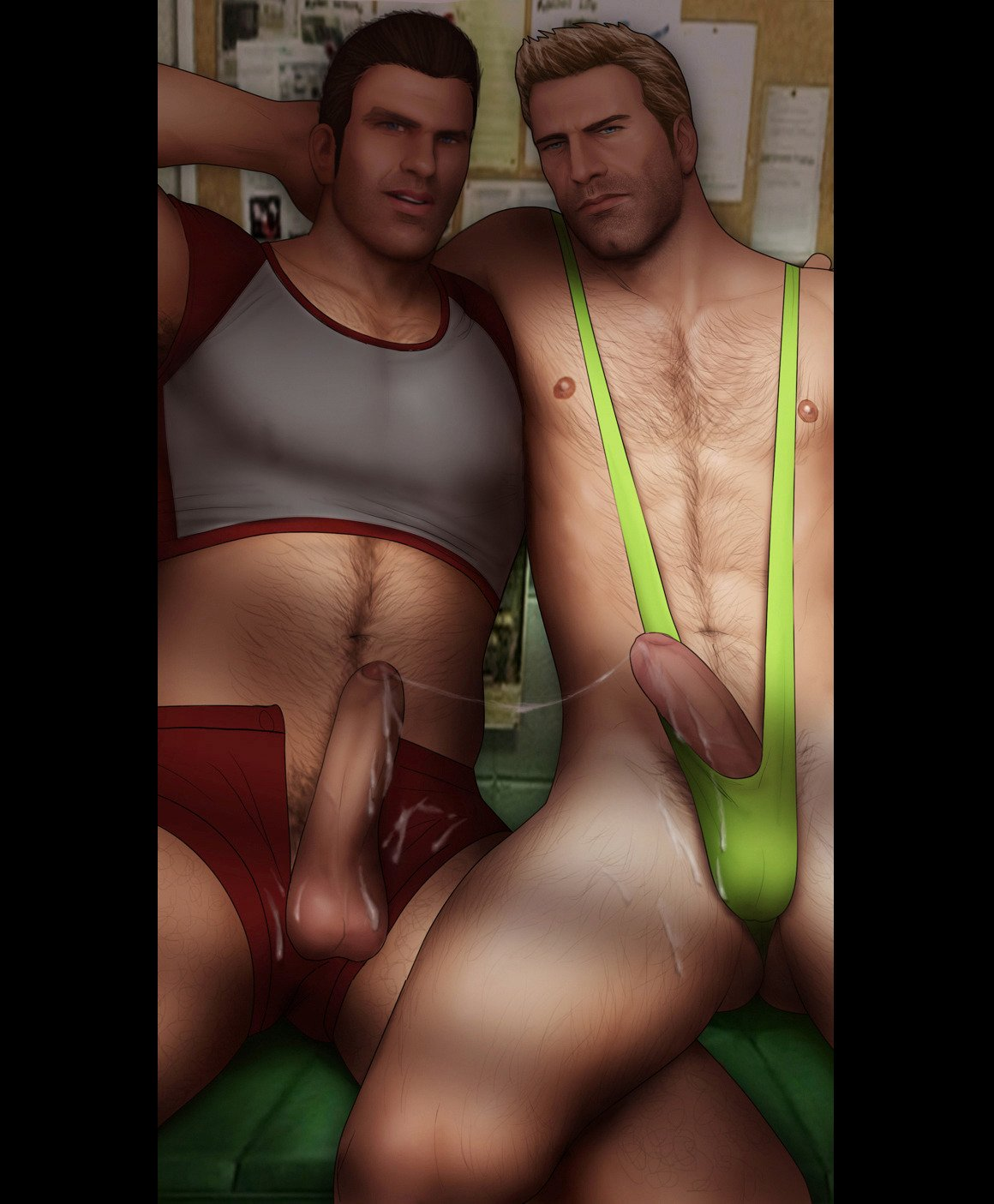 gay 3d cartoon porn