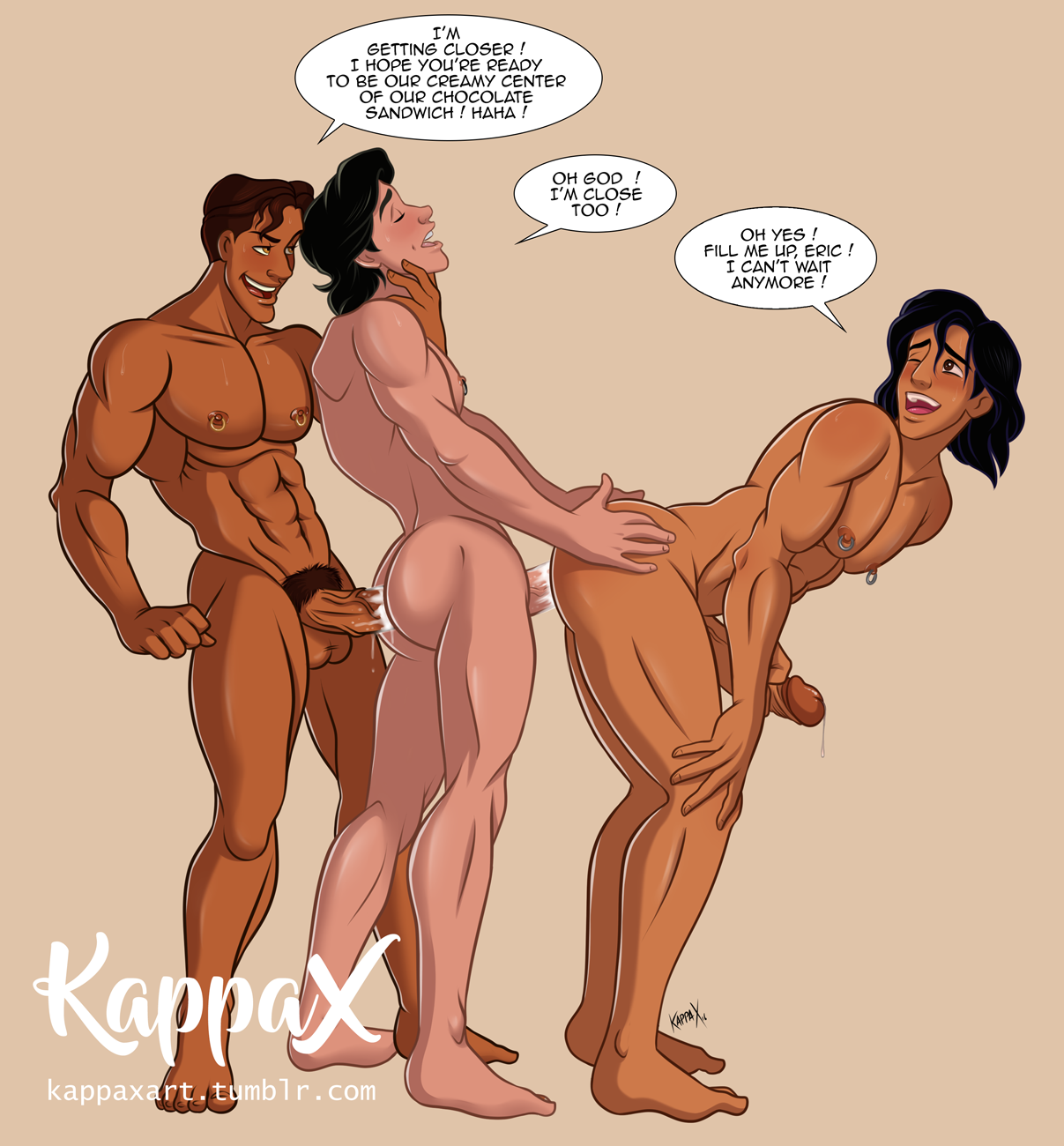 gay cartoon porn tumblr
