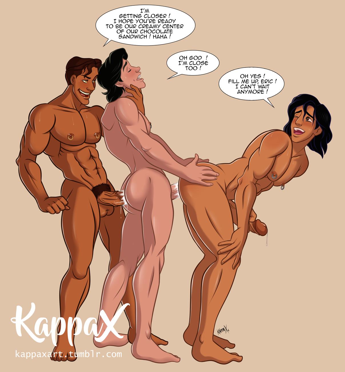 gay cartoon porn tumblr